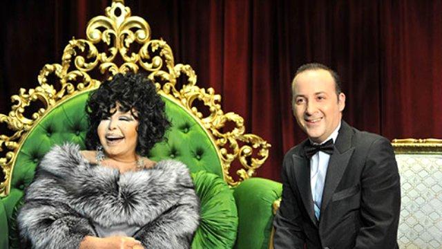Ankara'da yılbaşı gecesi sahneye çıkan 'Diva', bant yayın olarak çekilen, 'Arkadaşım Hoşgeldin'e birkaç saatliğine katılıp 50 bin TL aldı.