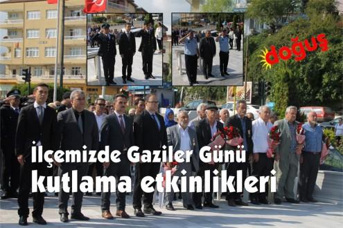 Ayancık'ta 19 Eylül Gaziler Günü Kutlamaları