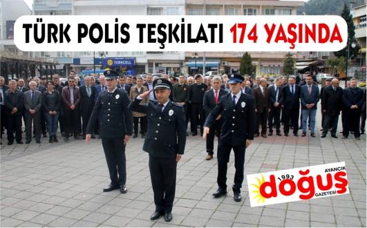 İlçemizde 10 Nisan Polis Haftası Etkinlikleri