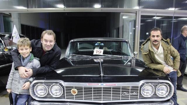 Klasik Otomobiller İle Anılara Yolculuk Yaptılar